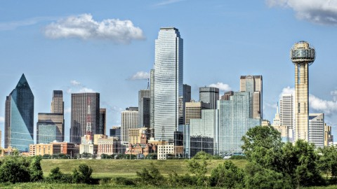 Dallas selected to host International Economic Development Conference