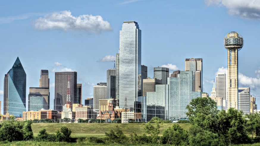 Dallas Urban Heat Island Effect report released by Texas Trees Foundation
