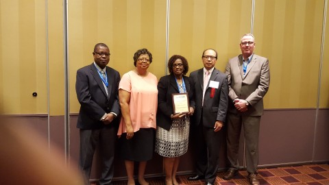 City of Dallas receives National Community Development Week Award