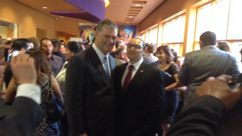 Mayor Rawlings welcomes new Mexican Consul General to Dallas