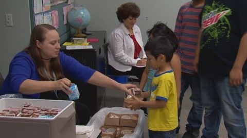 Summer Meals for Kids now available at 20 Dallas Public Library branches