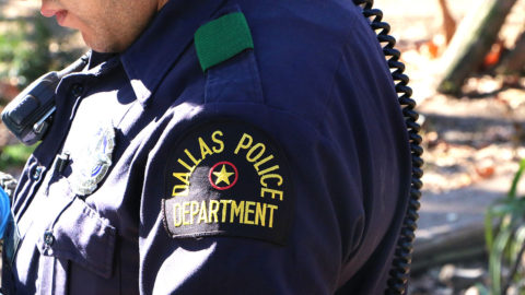 Dallas Police Officer recognized for saving infant's life