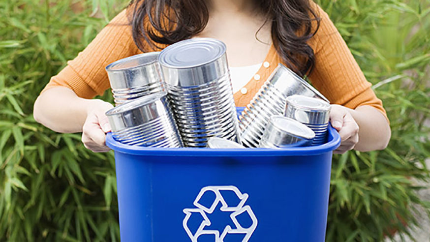Improved recycling rates is key goal of Sanitation Services