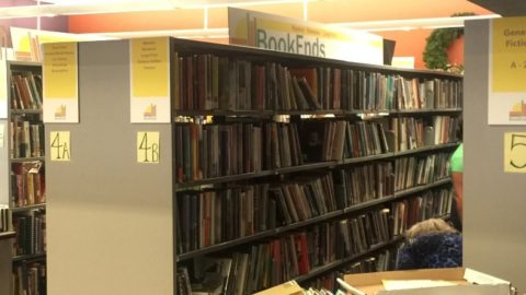 End of summer book sale to be held Aug. 24-26 at Dallas Central Library