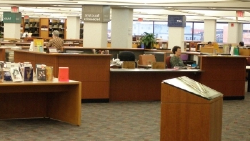 Free tax help available at Dallas Public Libraries through April 18