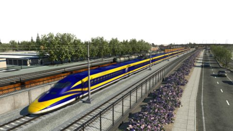 Council to consider cooperation agreement for High Speed Rail Project Aug. 24