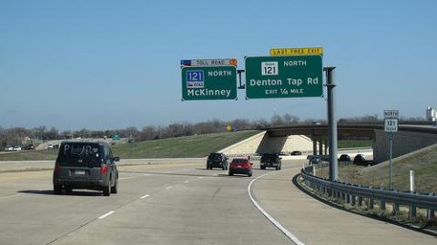 Portions of Sam Rayburn Tollway to close this weekend