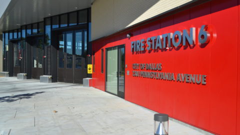 Dallas Fire-Rescue to Open New Replacement Fire Station