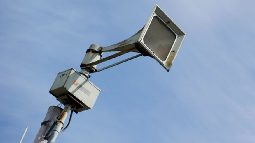 What to do when you hear the City's Outdoor Warning sirens