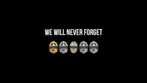 $10 million raised to honor officers and families affected by July 7 events