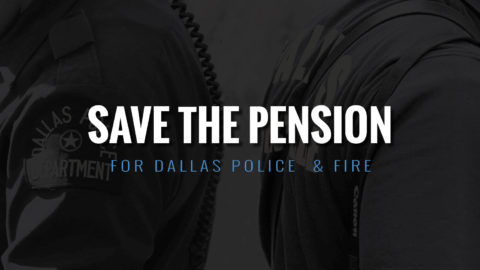 City of Dallas unveils new Save the Pension website