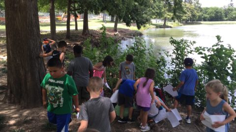 Dallas Park and Recreation Department making the outdoors fun