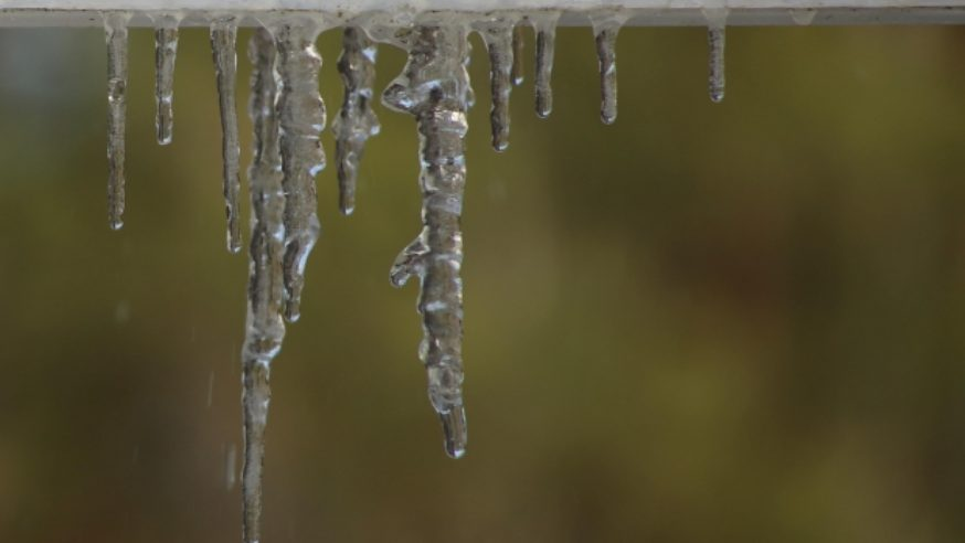 Arctic blast moves through Dallas/Fort Worth area