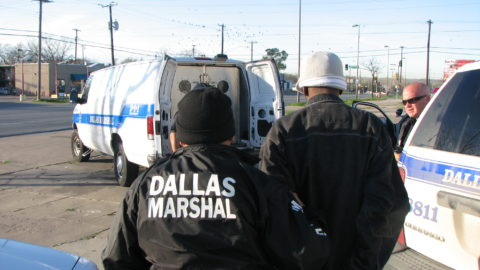 More than 150 DFW agencies participating in Great Texas Warrant Roundup