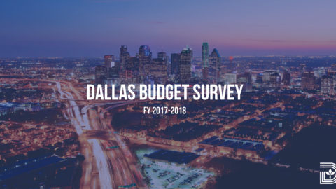 Public survey: City seeks citizen feedback on annual operating budget