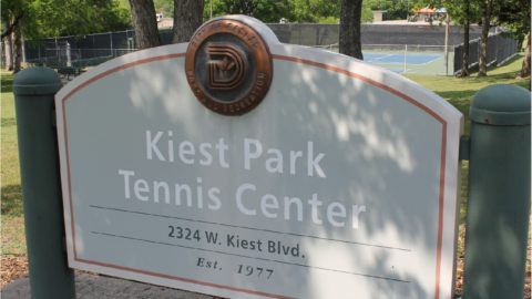Kiest Park receives Lone Star Legacy designation