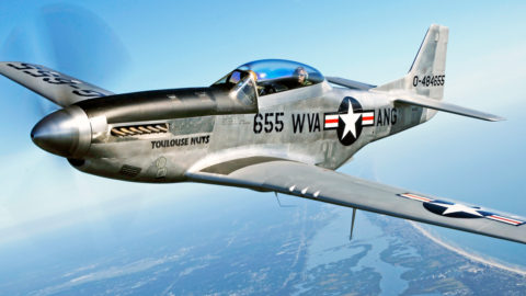 Wings of Freedom Tour lands at Frontiers of Flight Museum