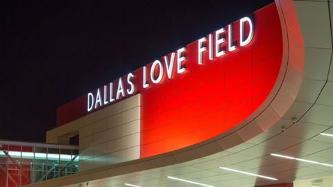 How to [successfully] travel with kids at Dallas Love Field