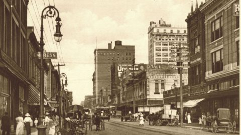 Dallas Rewind Moment – Founding Dallas
