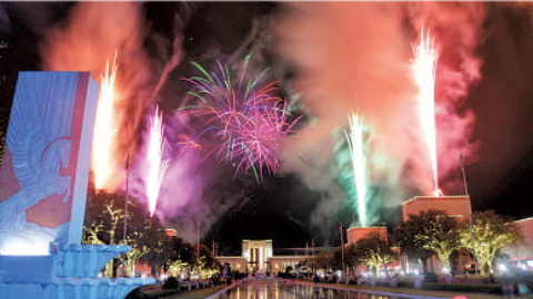 Fair Park Sparks hosts free live music, fireworks and family fun