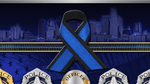 Ceremony honoring July 7 fallen officers scheduled for Friday