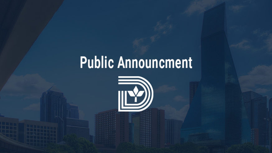 Dallas Water Utilities Payment System Maintenance Outage