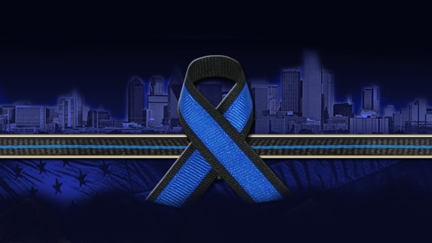The City of Dallas to Support Tribute 7/7