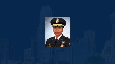 U. Renee Hall named new Dallas Police Chief