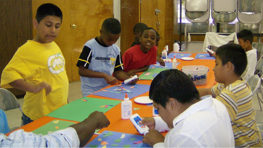 After school programs available in Dallas