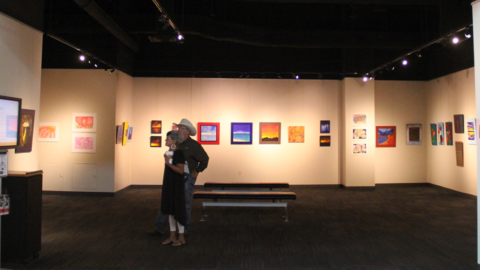 Dallas Love Field features art created by youth in Dallas County Juvenile Detention