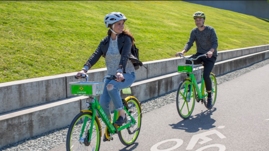 City Council members, Downtown Dallas, Inc., and Limebike to discuss bike-sharing