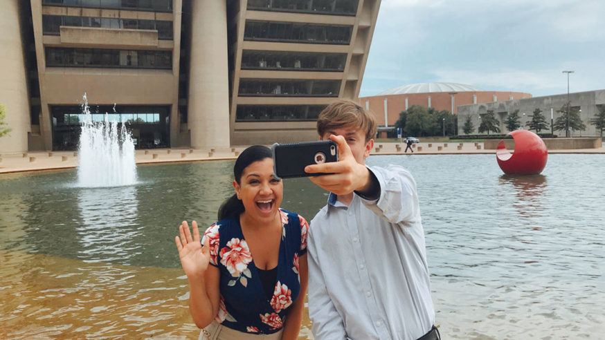 City of Dallas to participate in national #CityHallSelfie Day