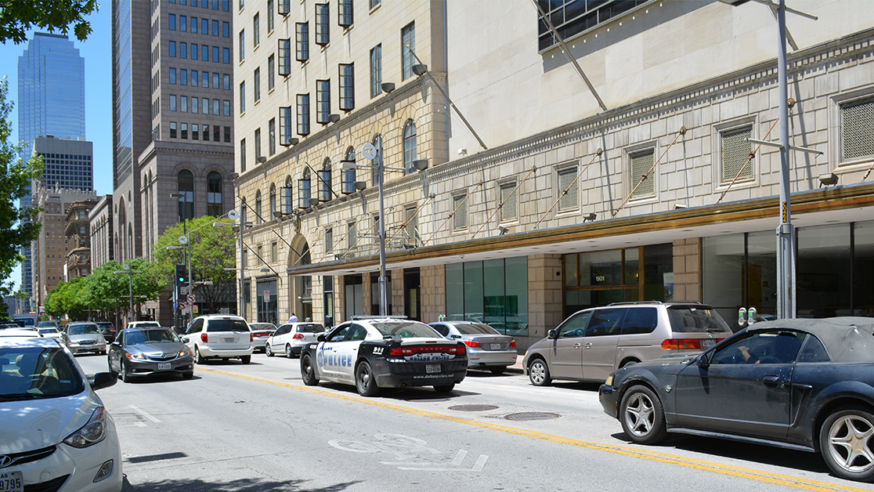 PARK(ing) Day comes to Dallas