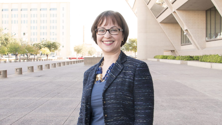 Dallas CFO named Dallas Business Journal 2017 Emerging Leader