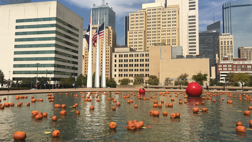 Dallas Park and Recreation to host Pumpkins on the Plaza