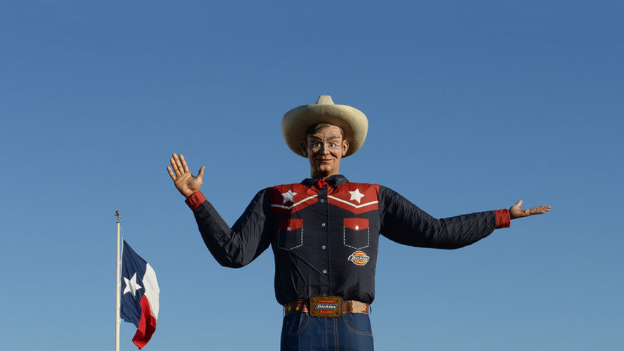 #IAmBigTex Photo Contest