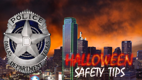 7 Halloween safety tips and treats from Dallas Police