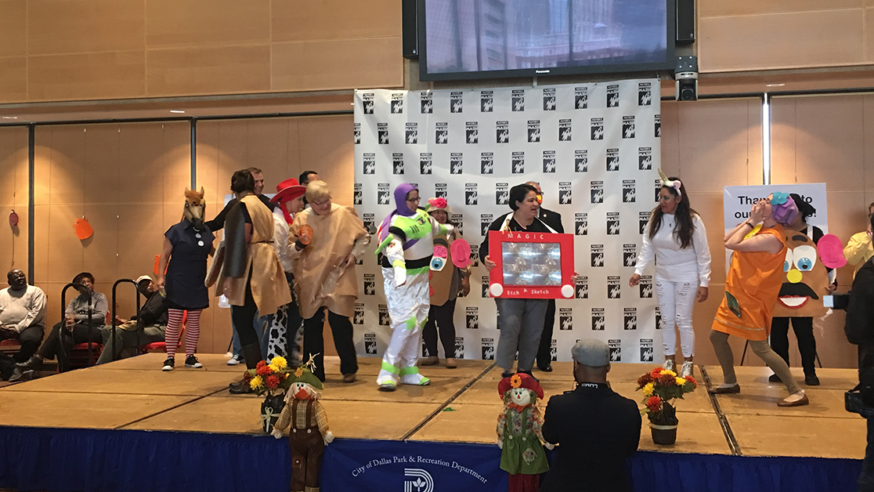City Hall celebrates 7th annual Mayor's Monster Mash