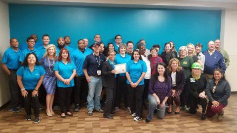 City Council members host Hurricane Harvey recovery appreciation events