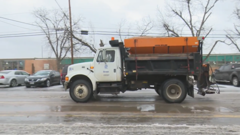 Dallas' Ice Force ready for winter weather