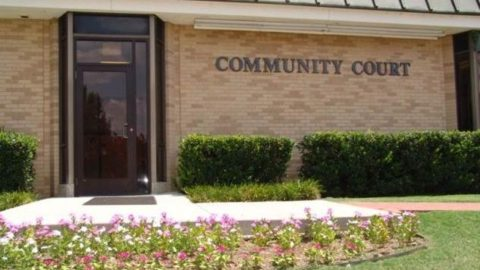 Community Courts celebrates success stories
