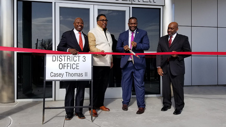 Dallas' first Community Outreach Office opens in District 3
