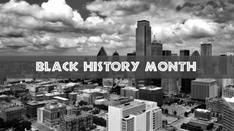 Black History month events in Dallas