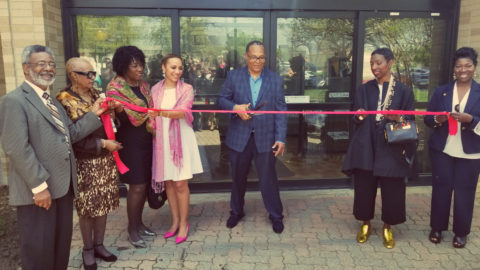 District 7 Community Office Ribbon-Cutting