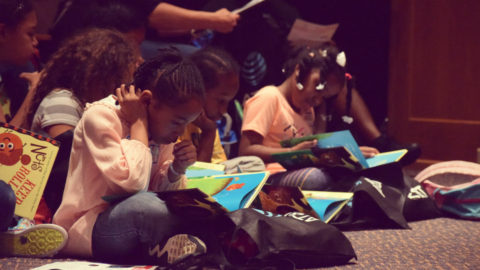 Dallas Public Library kicks off summer activities with authors, book sale
