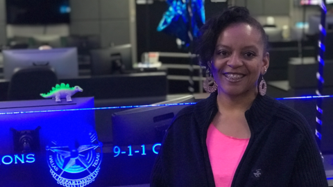 Dallas 911 call taker has extraordinary call