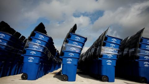 Recycling gets easier for Dallas apartment residents