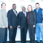 Dallas Councilmembers with Starbucks Executive