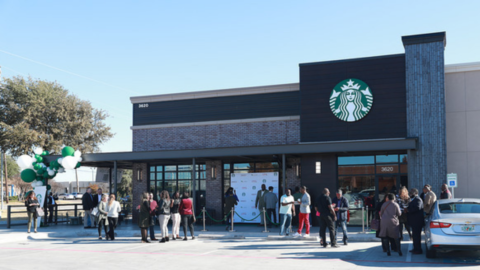 Economic Development of Red Bird Mall continues with new Starbucks