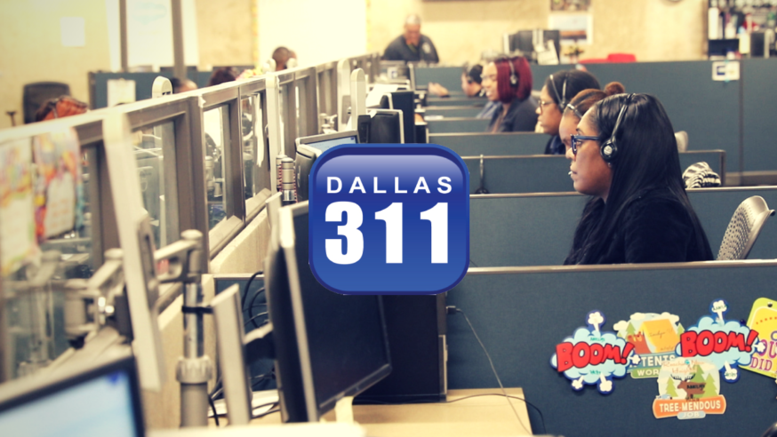 Dallas 311: What you need to know